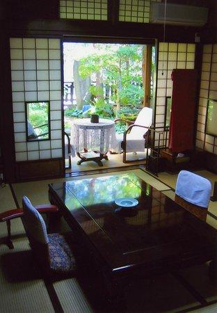 Sumiyoshi Ryokan: Room