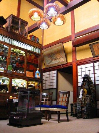 Sumiyoshi Ryokan: Lobby