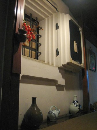 Sumiyoshi Ryokan: Hallway