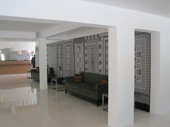 Cinnamon Citadel Kandy:                   Hotel lobby
