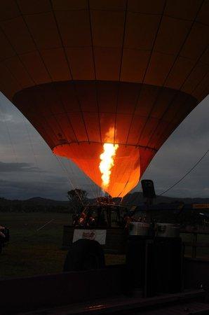 Hot Air Balloon Gold Coast:                                                       Ballon 1