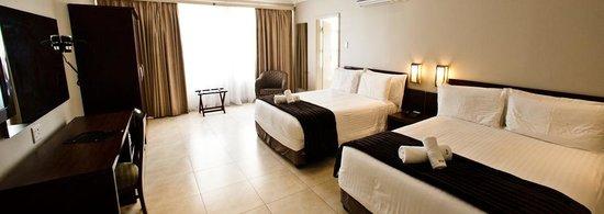 Pavillion hotel: Deluxe Family Room