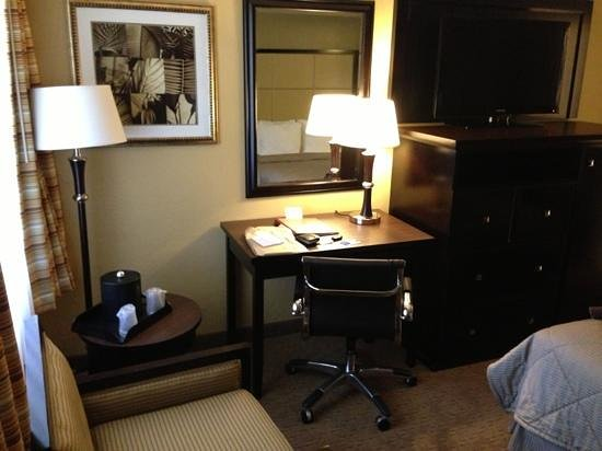 Comfort Inn Carmel By The Sea:                   desk