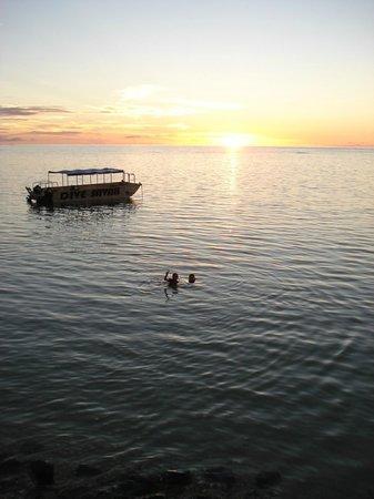 Savaii Lagoon Resort:                   Lagoon