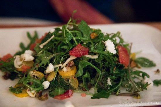 Firefly Restaurant :                   Salad