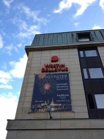 The Westin Bellevue Dresden:                   Hotel