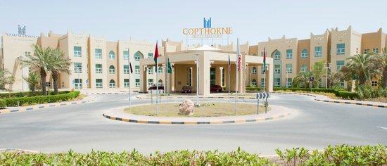أل جارا كوبثورن هوتل آند ريزورت: Al Jahra Copthorne Hotel & Resort Facade