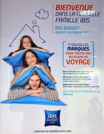 Ibis budget Cholet Centre: Espace Petit-déjeuner de l'hôtel IBIS Budget