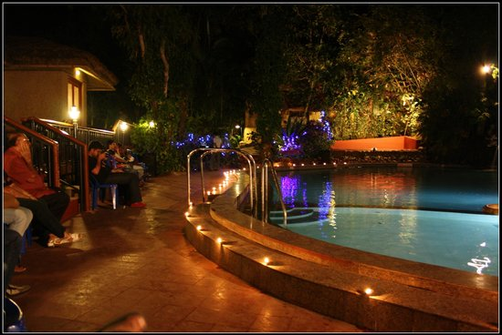 Club Mahindra Thekkady:                   pool area