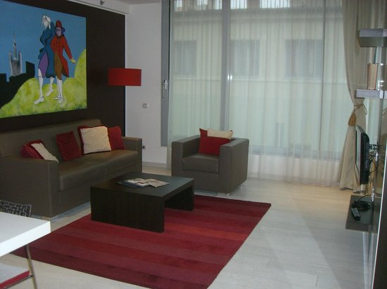 Boscolo Residence:                   Studio