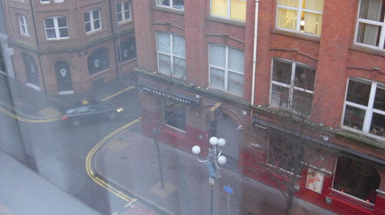 Travelodge Belfast Central:                   View1