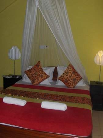 Ei8ht Rooms Guesthouse:                   comfy bed