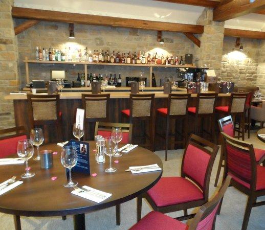 The Angel Inn: The Barn - Restaurant