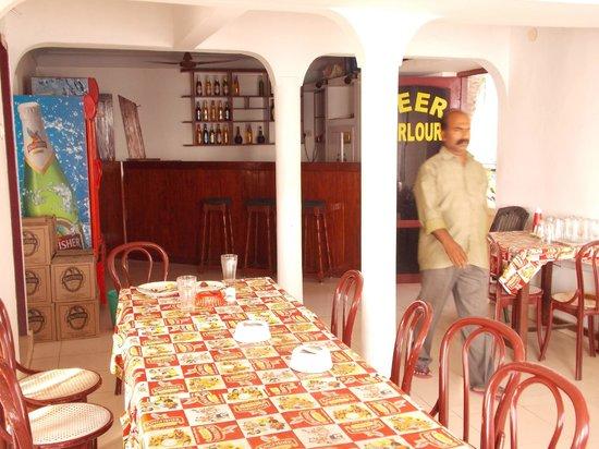 Lighthouse Beach :                                     jeeven ayurvedic resort beer parlour