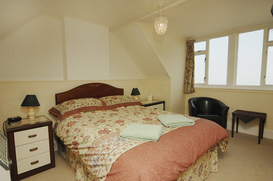 North Cliff Hotel: Double room