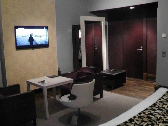 Klaus K Hotel:                   Room