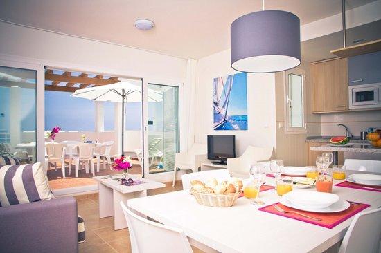 Pierre vacances apartamentos mojacar playa spanien for Apartamentos playa mojacar