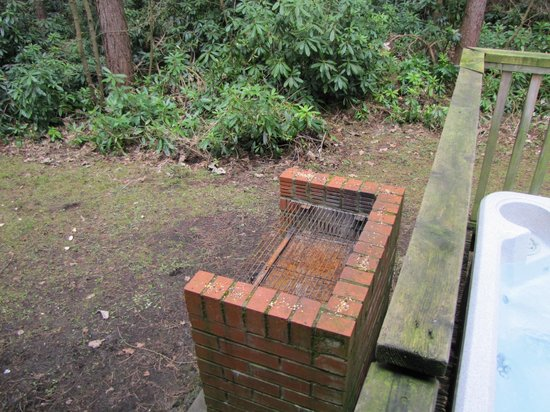 Griffon Forest Lodges:                                     BBQ