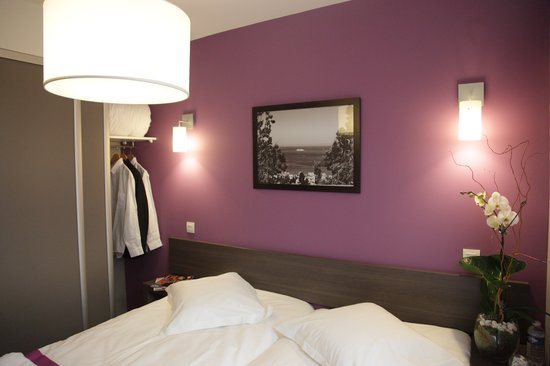 Adagio Marseille Vieux Port : Chambre d'un appartement 2 pièces