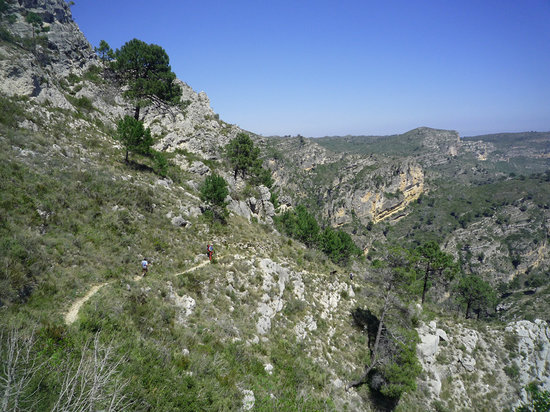 Nature Trail Spain Walking Tours