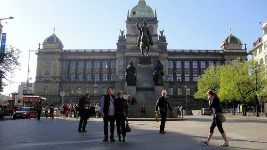 Grand Hotel Bohemia:                   площадь                 
