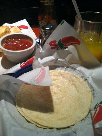KLCC Chili's Grill & Bar : Fajitas