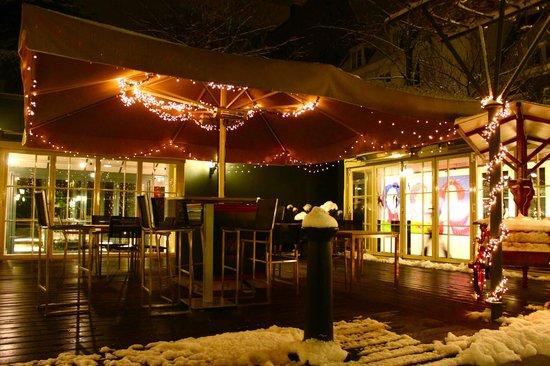 Espresso Bar: Winter Garden Event 2013