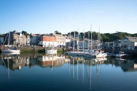 Padstow Touring Park: Padstow Harbour