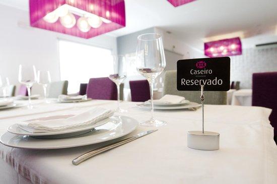 Caseiro Restaurante: Sala Mil Sorrisos