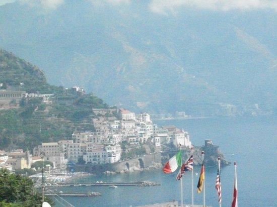 Hotel Dei Cavalieri : Amalfi dall'Hotel