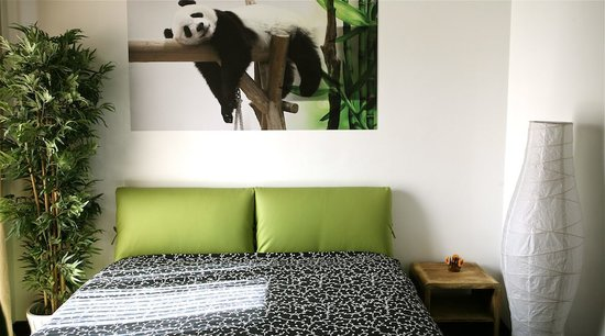 Bamboo B&B: Double or triple room