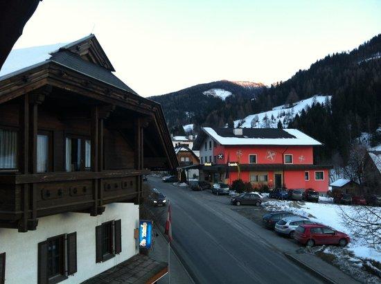 Alt Kirchheim Gasthof Pension: Vista