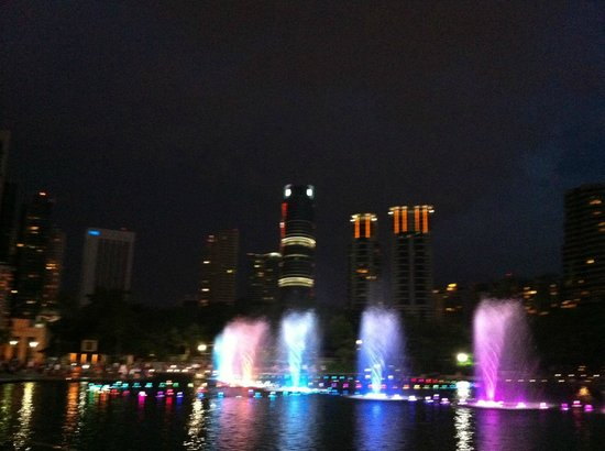 Kuala Lumpur Convention Center : Esterno