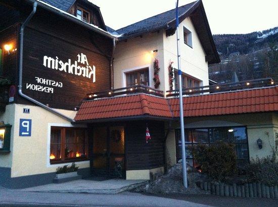 Alt Kirchheim Gasthof Pension: Ingresso