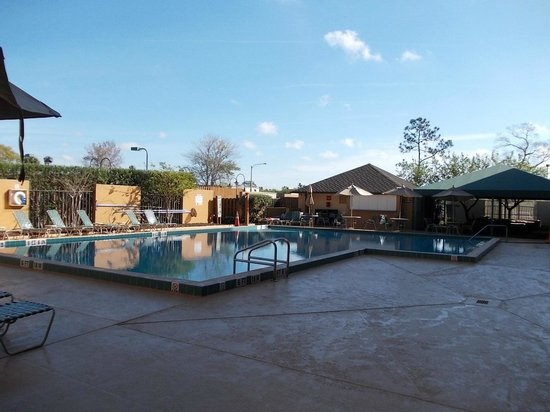 BEST WESTERN Orlando Gateway Hotel:                   Pool area