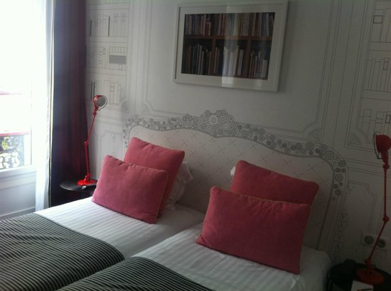 Hotel Joyce - Astotel:                   Amazing bedroom