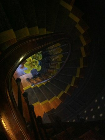 Hotel Joyce - Astotel:                   Lovely stairs