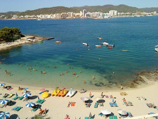 Bellamar Hotel:                   Beach nearby
