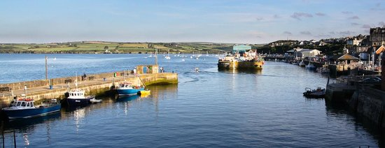 Padstow Touring Park: Padstow