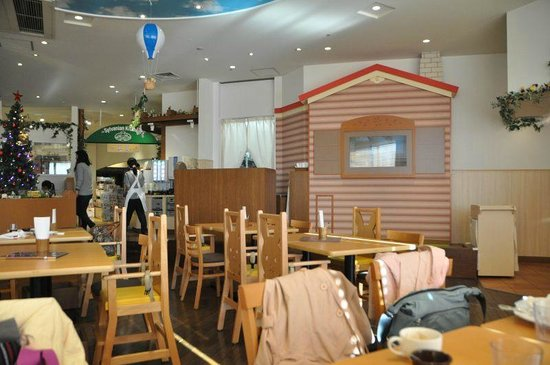 Yokohama World Porters:                   Restaurant