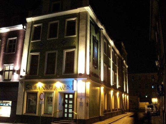 Ikar Hotel:                   Oldtown