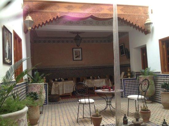 Riad Le Marocain:                   Hotel