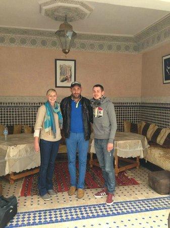 Riad Le Marocain:                   Owner