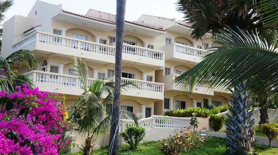 Bijilo Beach Hotel:                   hotel