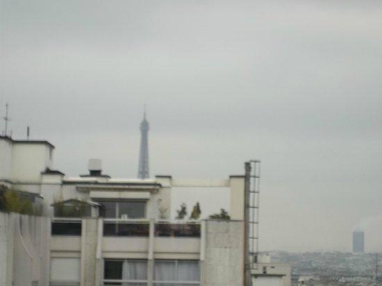 Novotel Paris Centre Gare Montparnasse:                   8th Floor by elevator
