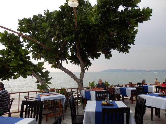 Sala Bua & Lo Spuntino Restaurant:                   view