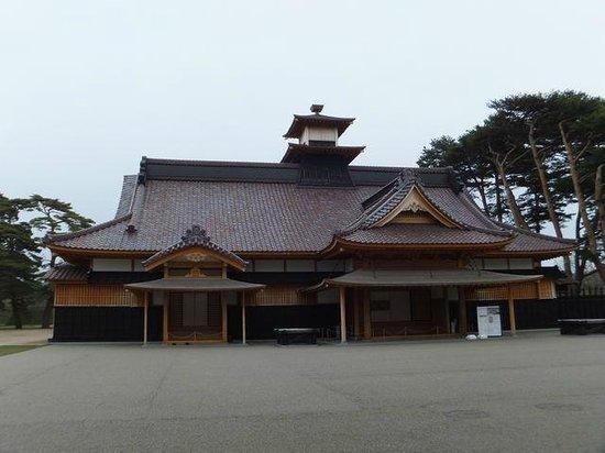 Hakodate Bugyosho :                   箱館奉行所外観。