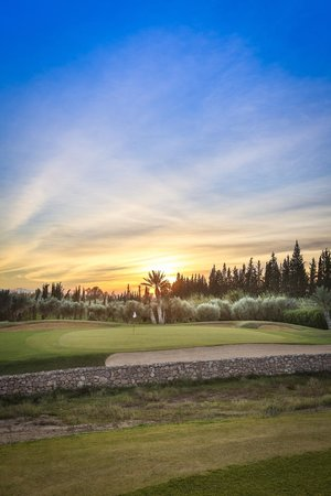 Assoufid Golf Club: 10th hole