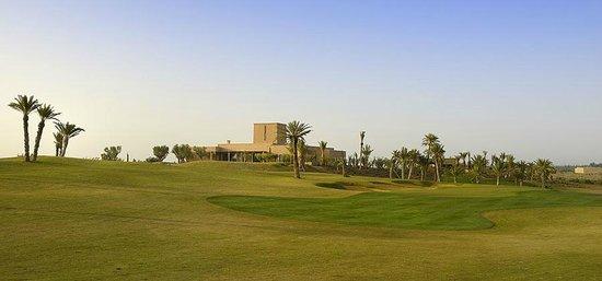 Assoufid Golf Club: 9th hole