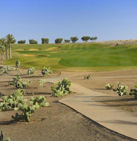Assoufid Golf Club: 16th hole